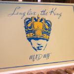 Long Live the King MAD MF cigar artwork IPCPR 2018