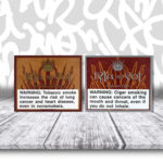 Drew Estate Isla del Sol cigar tins