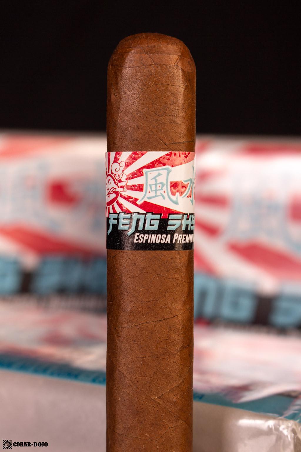 Cigar Dojo Feng Shui cigar band