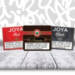 Joya de Nicaragua cigar tins