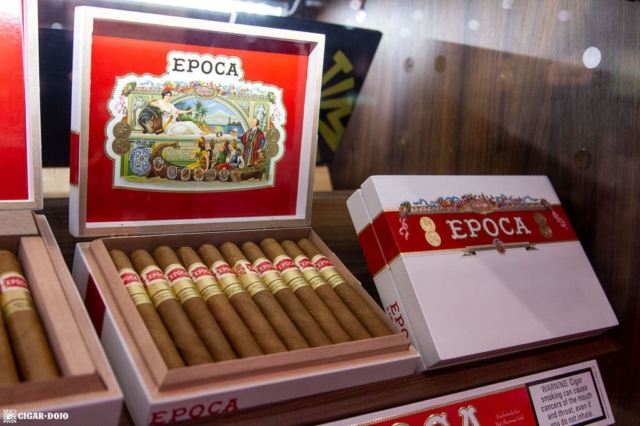 Nat Sherman Epoca redesign IPCPR 2018