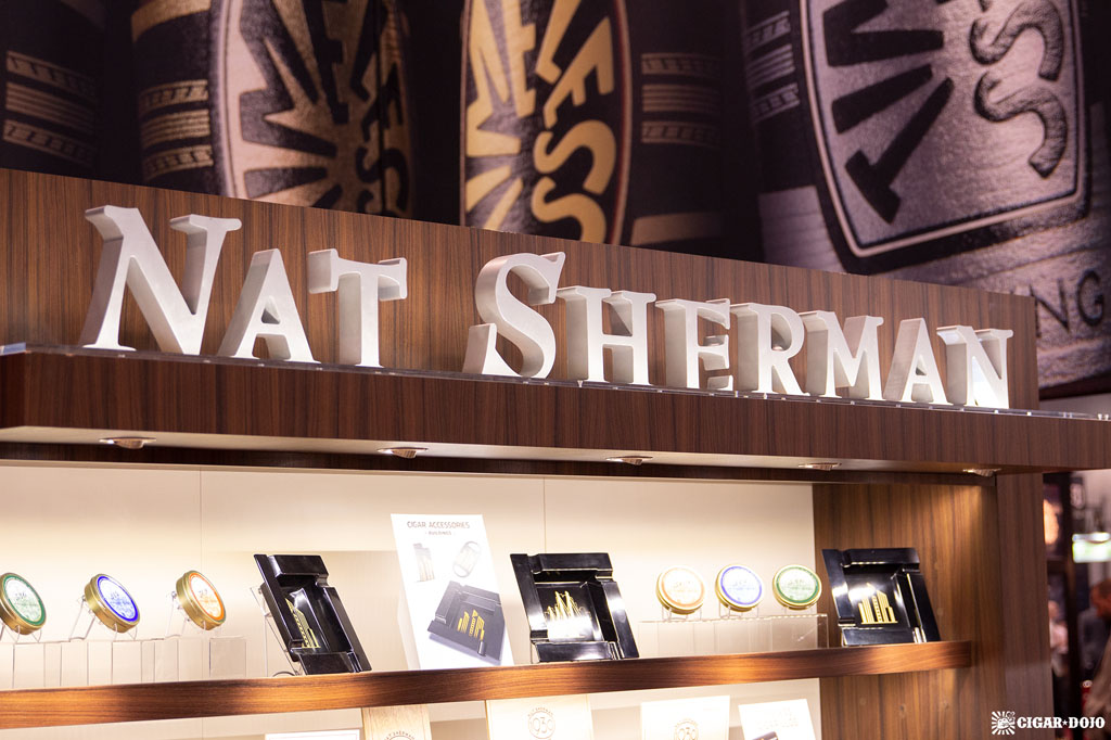 Nat Sherman booth IPCPR 2018