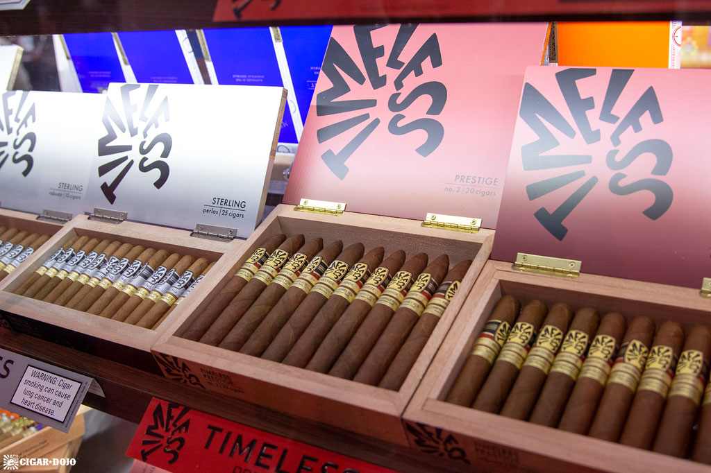 Nat Sherman Timeless redesign IPCPR 2018