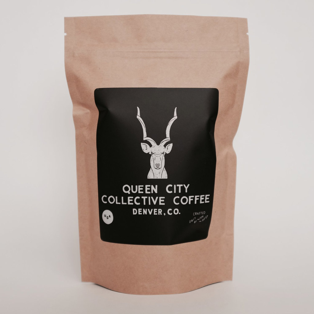 Queen City Collective Coffee bag