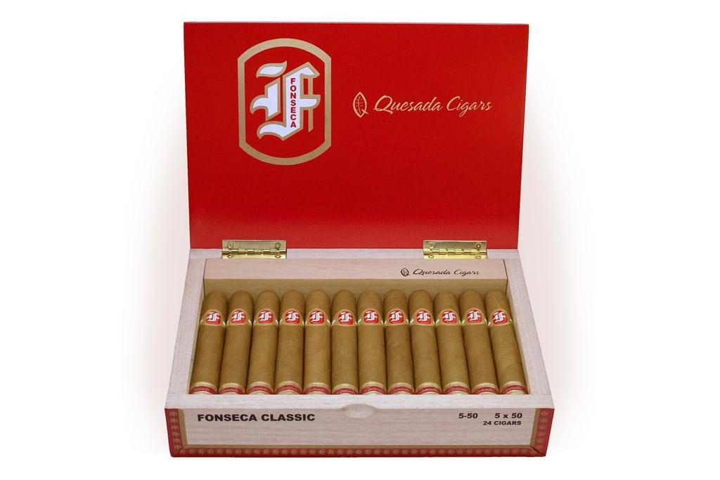 Quesada Cigars Fonseca 2018