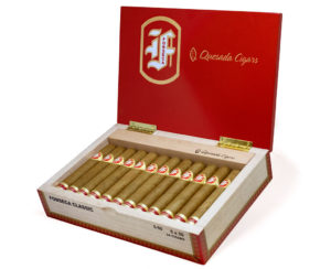 Quesada Cigars Fonseca box open