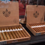 Tatuaje 15 Rosado Claro cigar display IPCPR 2018