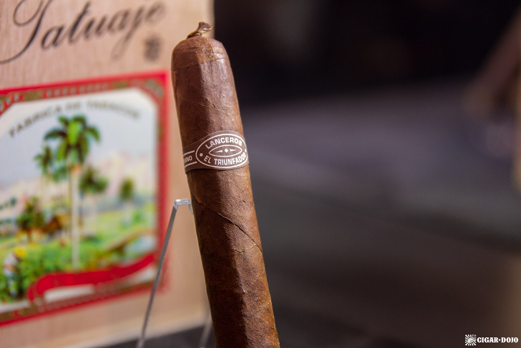 Tatuaje El Triunfador cigar IPCPR 2018