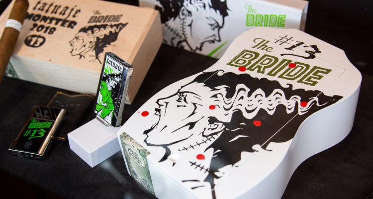 Tatuaje Monster Series The Bride dress box IPCPR 2018