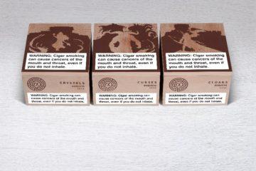 Ventura Archetype Fantasy Miniseries cigar boxes