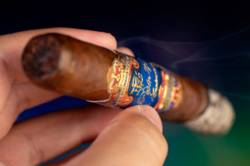Don Pepín García 15th Anniversary Limited Edition Robusto cigar review