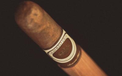 Gilberto Oliva Reserva Blanc Corona cigar review