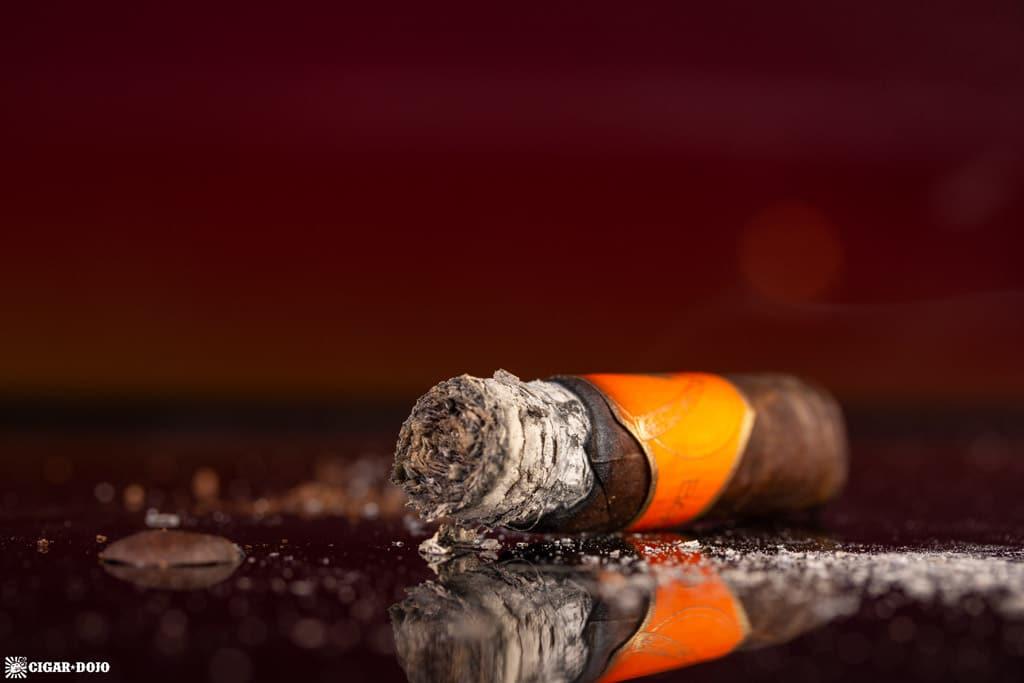 La Barba Primitivo corona gorda cigar nubbed