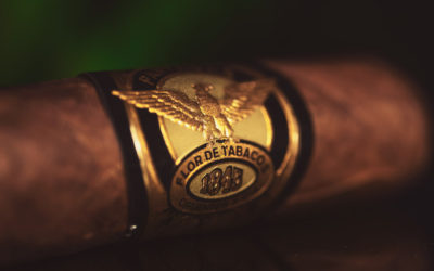 Partagas 1845 Clasico robusto cigar review