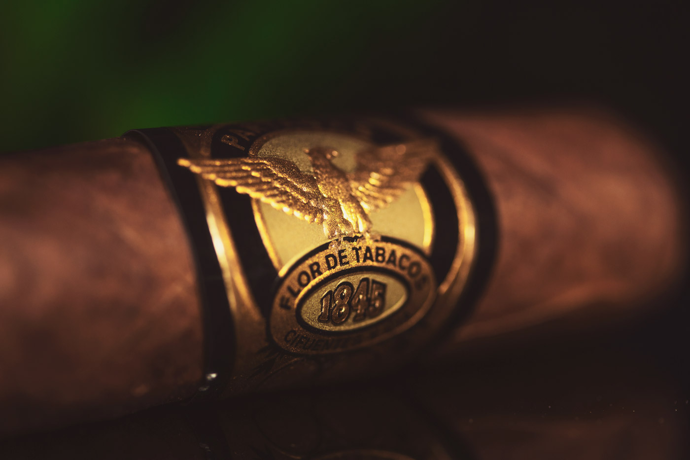 Partagas 1845 Clasico robusto cigar review