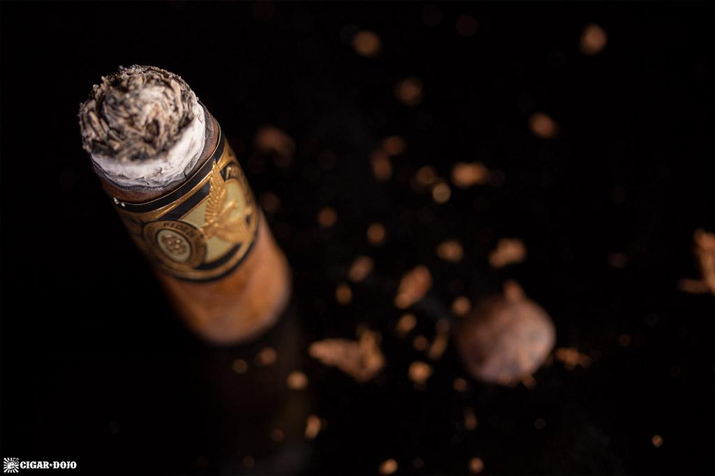 Partagas 1845 Clasico robusto cigar nubbed