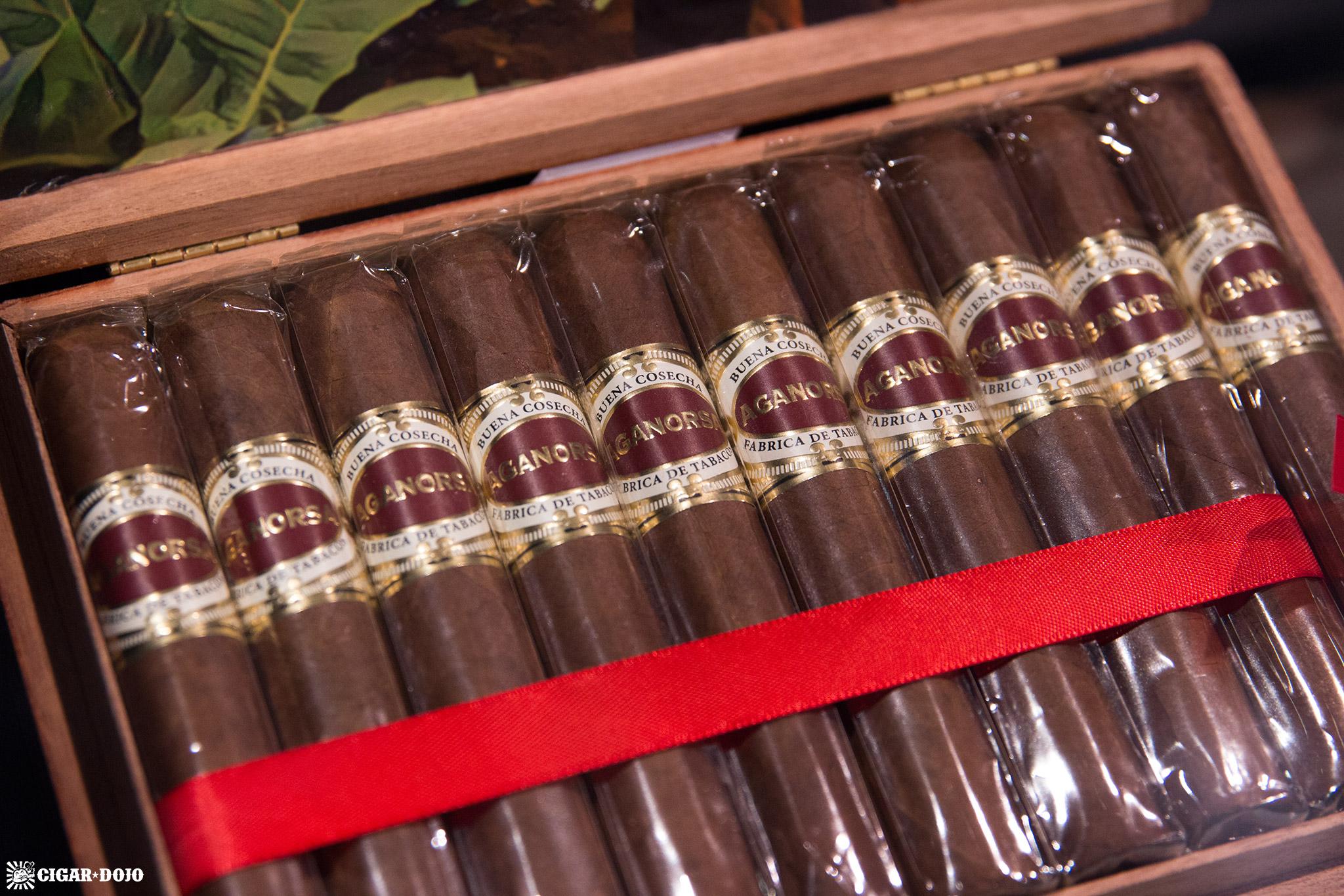 Aganorsa Leaf Buena Cosecha cigars IPCPR 2018