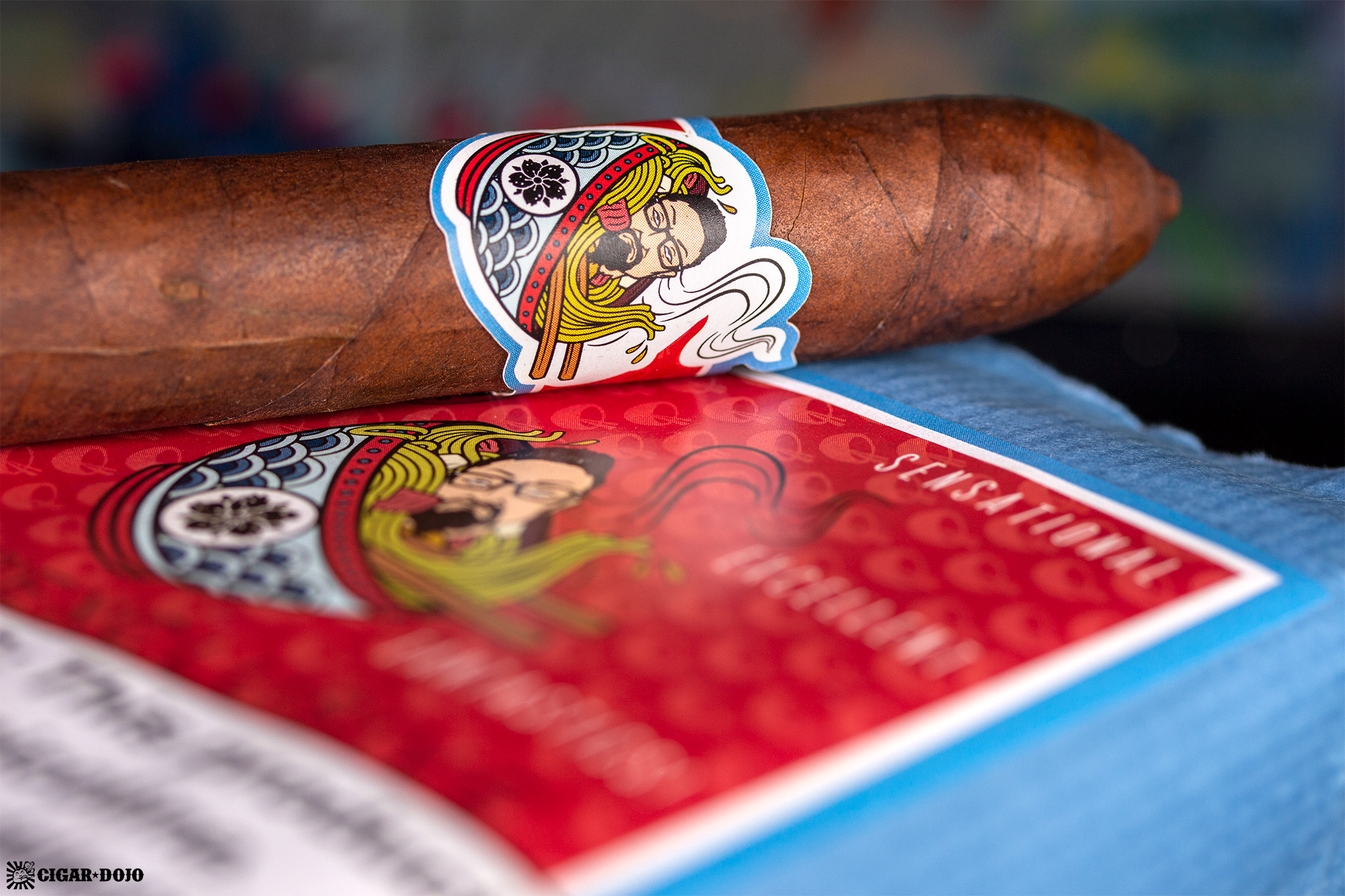Room101 Cigar Dojo [untitled] noodles cigar and bundle