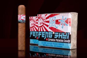 Feng Shui cigar presentation