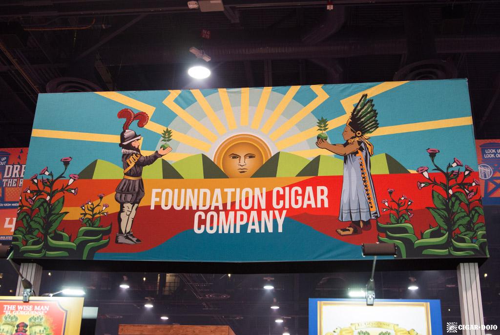 Foundation Cigar Company IPCPR 2018