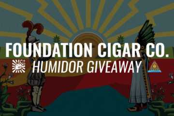 Foundation Cigar Co. contest