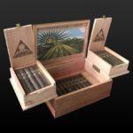 Foundation Cigar Co. custom humidor cigars