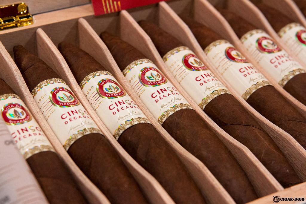 Joya de Nicaragua Cinco Décadas cigars
