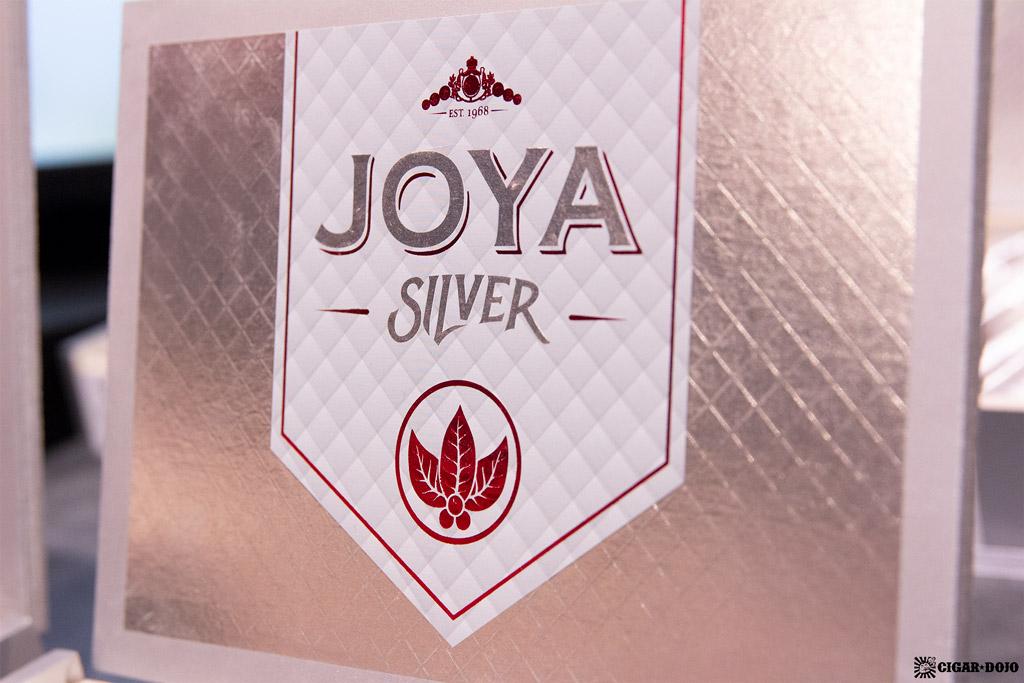 Joya de Nicaragua JOYA Silver box lid