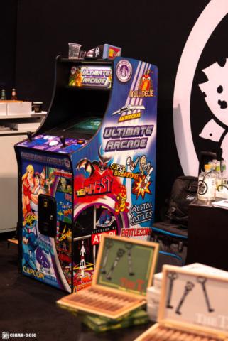 Room101 arcade IPCPR 2018