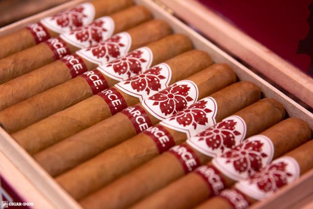 Room101 Farce Connecticut cigars IPCPR 2018