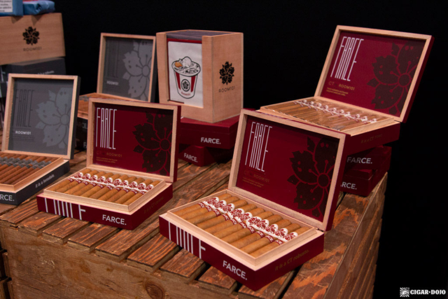 Room101 Farce Connecticut display IPCPR 2018