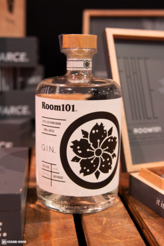 Room101 Gin IPCPR 2018