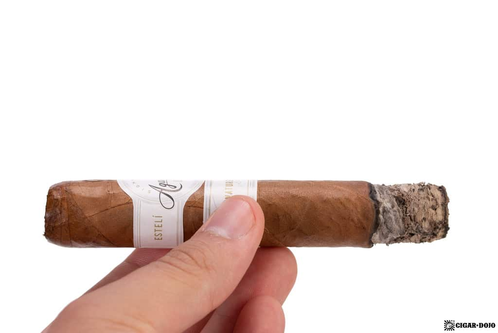 Aganorsa Leaf Signature Selection Robusto smoking