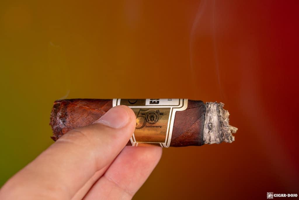 CAO Estelí TAA Exclusive 2018 cigar smoking