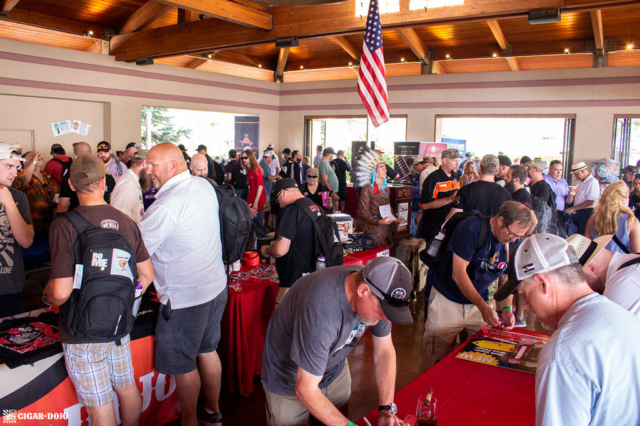 Rocky Mountain Cigar Festival 2018 attendees