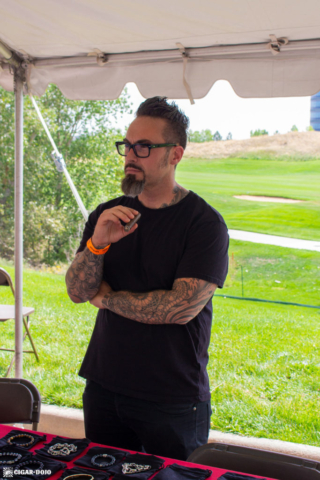 Matt Booth Rocky Mountain Cigar Festival 2018