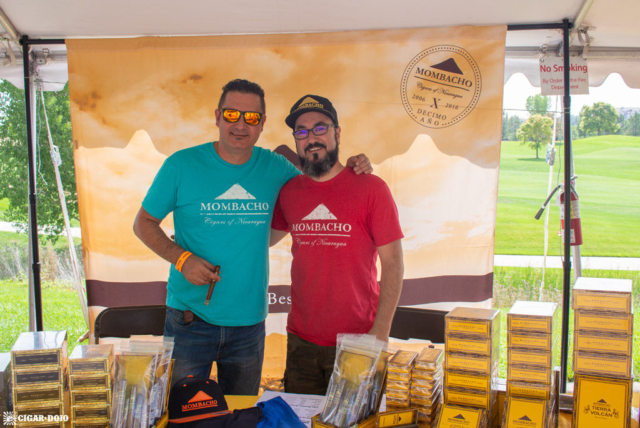 Mombacho Cigars Rocky Mountain Cigar Festival 2018
