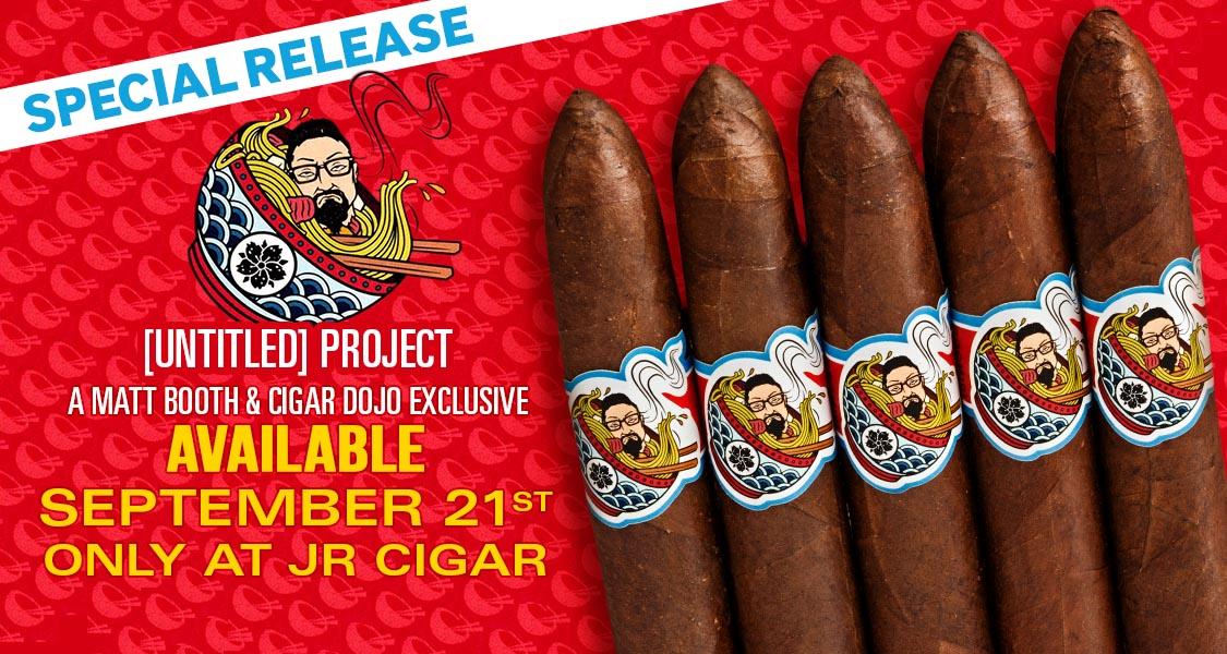 [untitled] Room101 Cigar Dojo collaboration coming soon