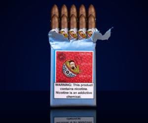 [untitled] Room101 Cigar Dojo collaboration open cigar bundle