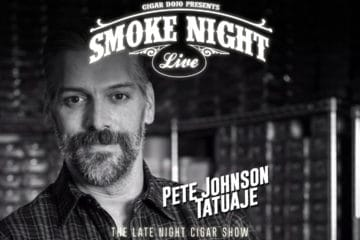 Pete Johnson Tatuaje Cigars