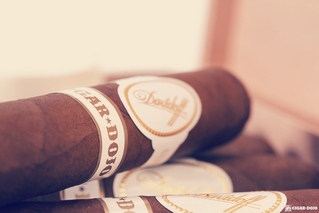 Davidoff Cigar Dojo Exclusive 2018 band