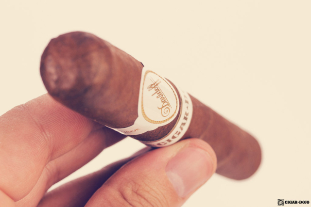 Davidoff Cigar Dojo Exclusive 2018 cigar head