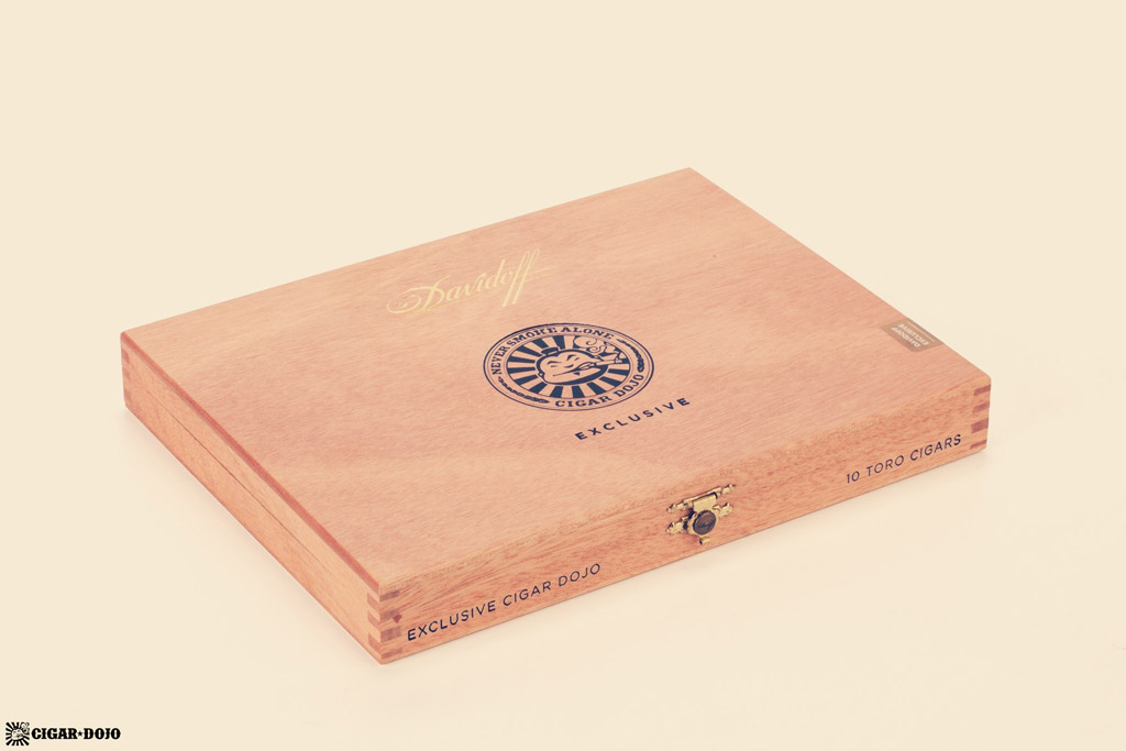 Davidoff Cigar Dojo Exclusive 2018 box
