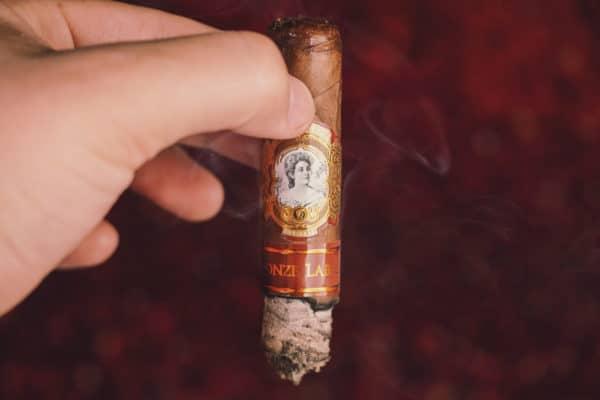 La Palina Bronze Label Robusto cigar review
