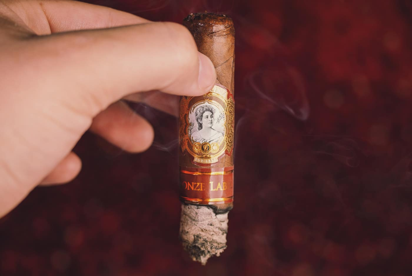 La Palina Bronze Label Robusto cigar review