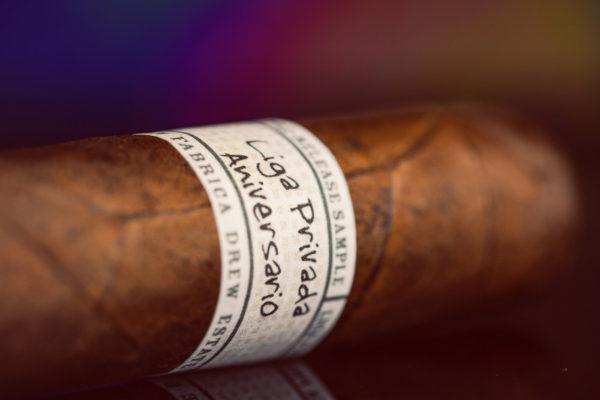 Liga Privada 10-Year Aniversario pre-release cigar review