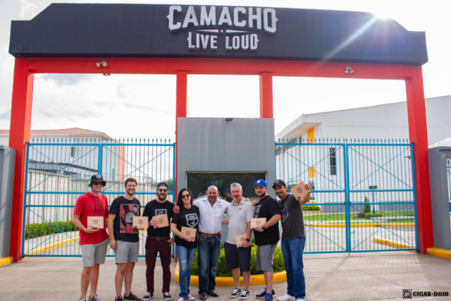 Camp Camacho Cigar Dojo group 2018