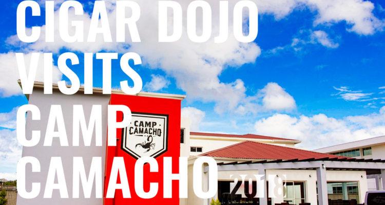 Cigar Dojo Visits Camp Camacho 2018