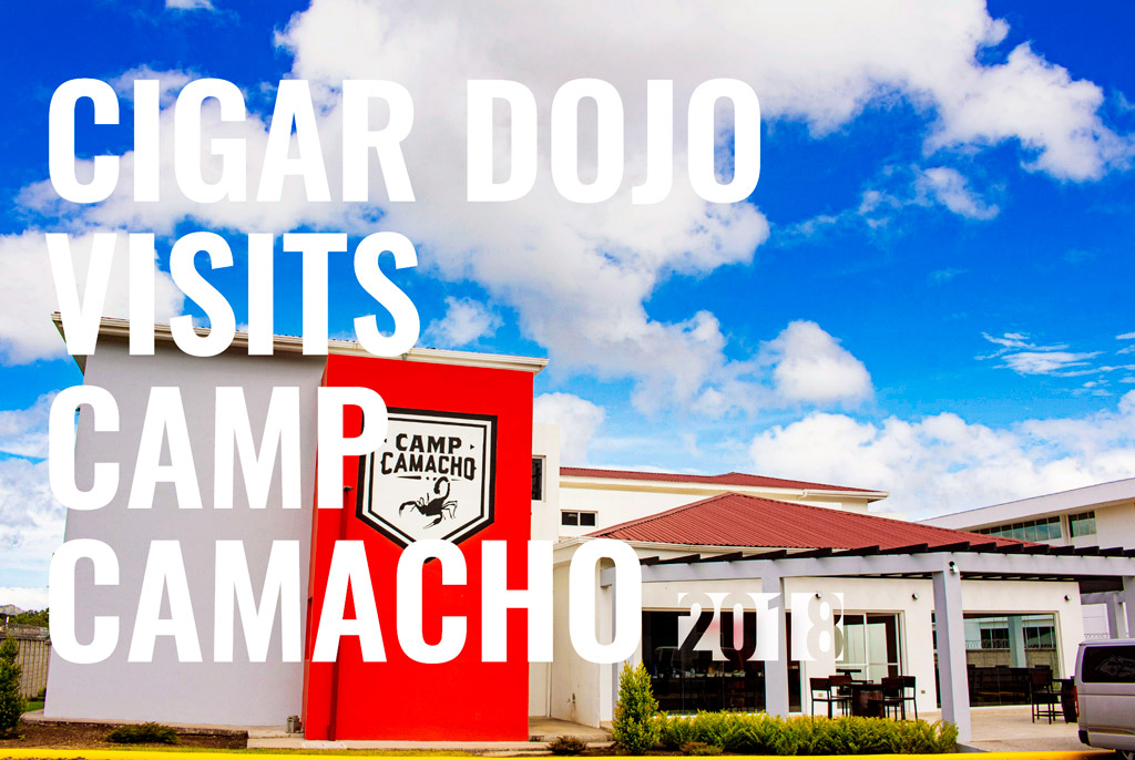Cigar Dojo Visits Camp Camacho 2018