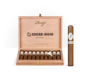 Davidoff Cigar Dojo Exclusive 2018 cigar presentation
